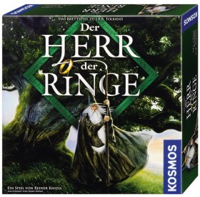 Der Herr der Ringe - Das Brettspiel