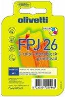 Olivetti Printhead with ink FPJ26 tricolour (84436)