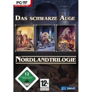 Das schwarze Auge - Nordlandtrilogie (German) (PC)