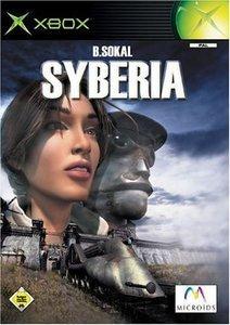 Syberia (niemiecki) (Xbox)