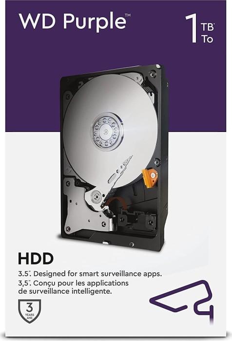 Western Digital WD Surveillance 1TB, SATA 6Gb/s, retail (WDBGKN0010HNC)