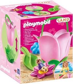 playmobil Sand - Sandeimerchen Frühlingsblume (70065)