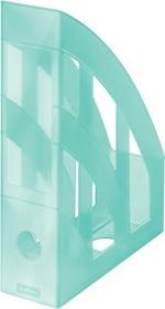 Herlitz Classic Stehsammler A4, minze transparent (11413283)