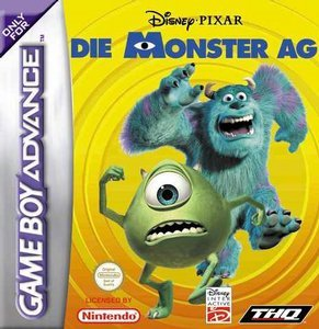 Die Monster AG (GBA)