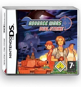 Advance Wars - Dual Strike (English) (DS)
