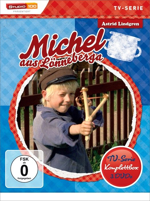 Michel aus Lönneberga TV-Serien Box