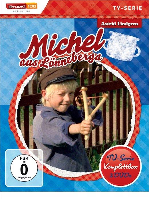 Michel aus Lönneberga TV-Serien Box