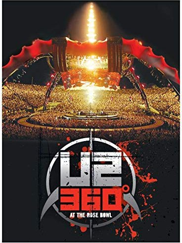 U2 - 360° At The Rose Bowl -- via Amazon Partnerprogramm