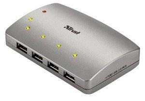 Trust 420A 4-portowy hub USB 2.0 (12914)