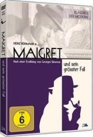 Maigret und sein größter Fall (DVD)
