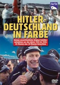 Hitler - Deutschland in Farbe (DVD)