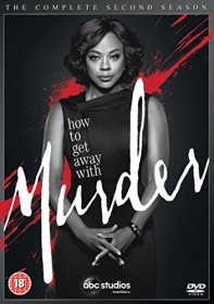 How To Get Away With Murder Season 2 (DVD) (UK)