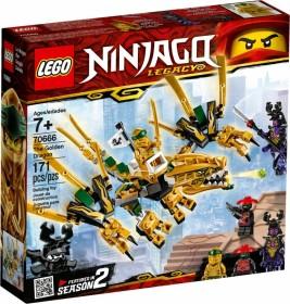 LEGO Ninjago Legacy - Goldener Drache (70666)