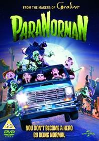 ParaNorman (DVD) (UK)