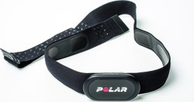 Polar H10 M-2XL Herzfrequenz-Sensoren Set schwarz