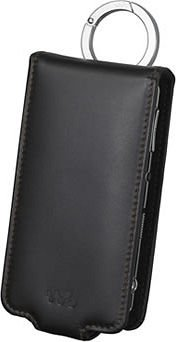 Sony CKL-NWA820 leather case for NWZ-A820er series black