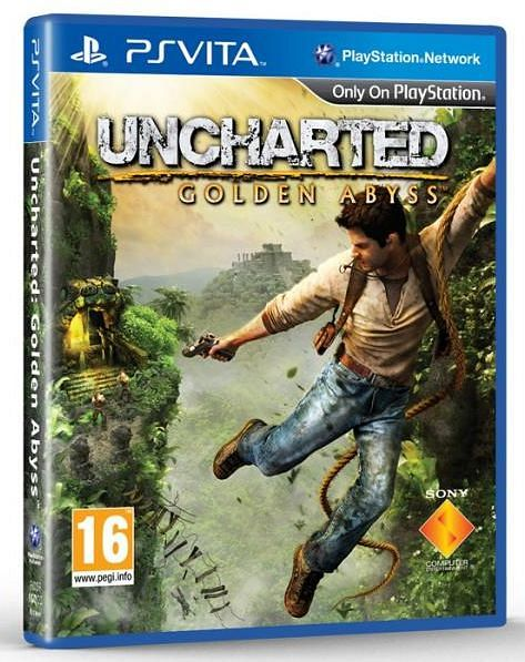 Uncharted: golden Abyss (English) (PSVita)