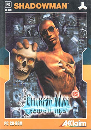 Shadowman (niemiecki) (PC) -- via Amazon Partnerprogramm