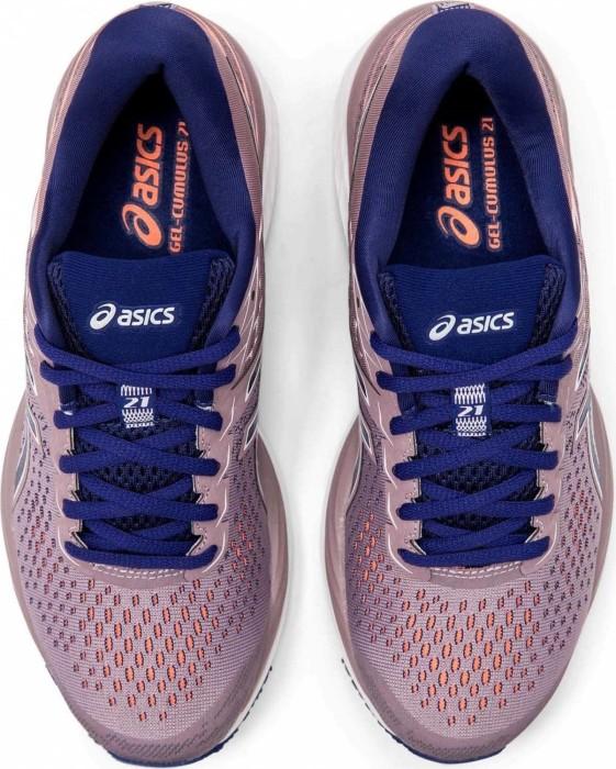 Asics Gel Cumulus 21 violet blushdive blue (Damen) (1012A468 500) ab € 79,90