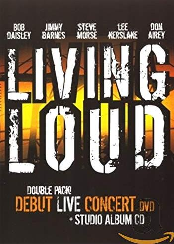 Living Loud - Debut Live Concert -- via Amazon Partnerprogramm