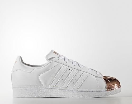 adidas damen superstar metal toe