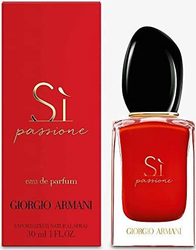 Giorgio Armani Si Passione Eau De Parfum 30ml Starting From 4100