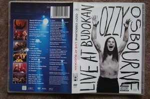 Ozzy Osbourne - Live at Budokan -- © bepixelung.org