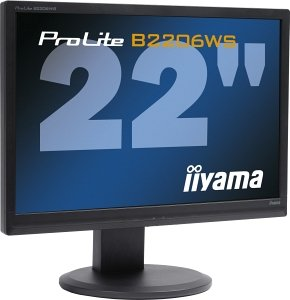 "iiyama ProLite B2206WS-B1, 22"""