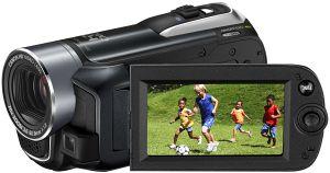 Canon Legria HF R17 black (4390B012)