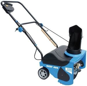 Güde GESF400 electronic snowblower (94569)