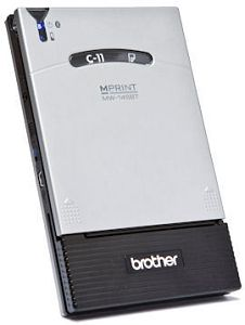 Brother MW-145BT, thermal transfer printer
