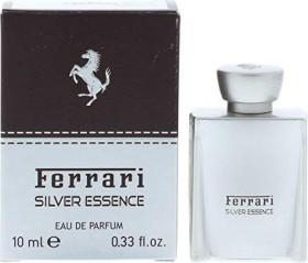 Scuderia Ferrari Silver Essence Eau de Parfum, 10ml
