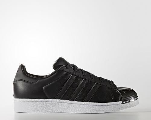 20432647c421c2 adidas Superstar 80s Metal-Toe core black footwear white (Damen) (BY2883