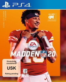 EA Sports Madden NFL 20 (PS4)