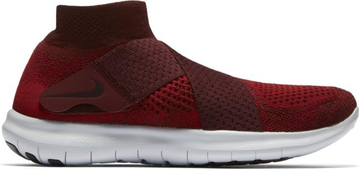 3b6ac9a57a61a Nike Free RN Motion Flyknit 2017 tough red hydrogen blue total crimson port  wine (men) (880845-601) starting from £ 0.00 (2019)