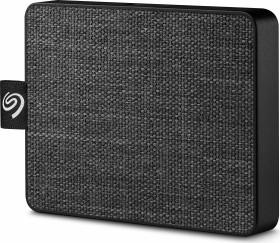 Seagate One Touch SSD schwarz 500GB, USB 3.0 Micro-B (STJE500400)