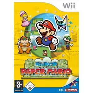 Super Paper Mario (deutsch) (Wii)