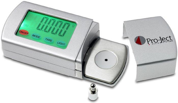 Pro-Ject Measure it electronic pick-up balance