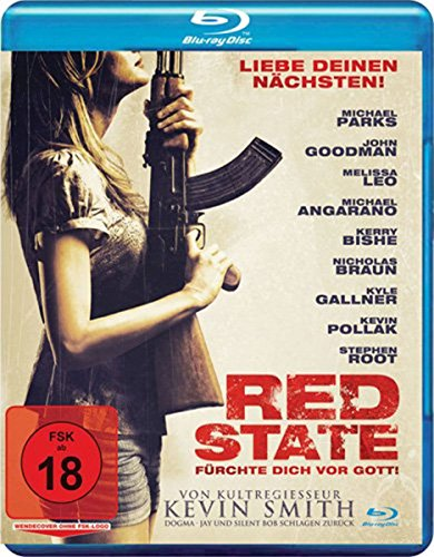 Red State (Blu-ray) -- via Amazon Partnerprogramm