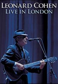 Leonard Cohen - Live In London (DVD)
