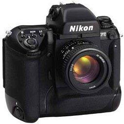 Nikon F5 (SLR) body