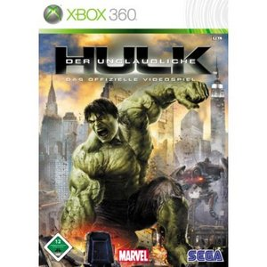 the unglaubliche Hulk (English) (Xbox 360)