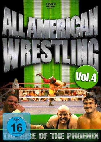 All American Wrestling Vol. 4 (UK) -- via Amazon Partnerprogramm