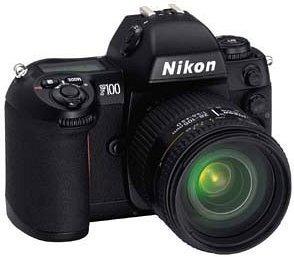 Nikon F100 (SLR) body