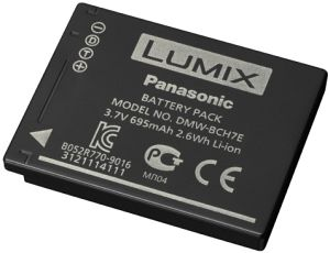 Panasonic DMW-BCH7E Li-Ion battery