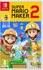 Super Mario Maker 2 (Download) (Switch)