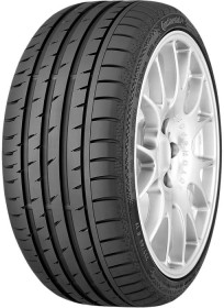 Continental ContiSportContact 3 225/45 R17 91W FR E SSR