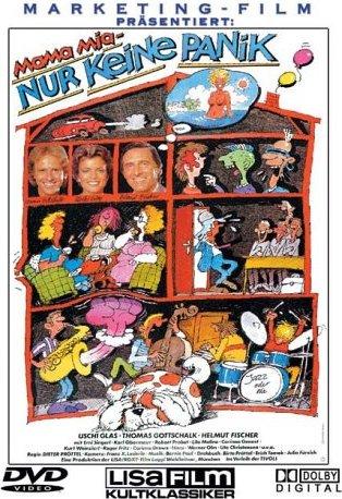 Mama Mia - Nur keine Panik -- via Amazon Partnerprogramm