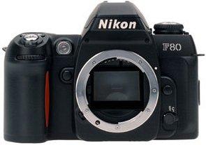 Nikon F80 (SLR) body