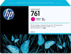 HP Tinte 761 magenta, 3er-Pack (CR271A)